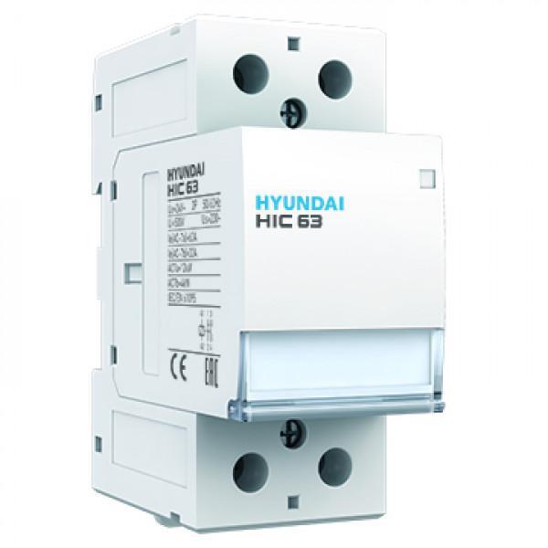 Hyundai выключатели автоматические, контакторы, каталог, цена, купить Хендай автоматы 6
