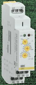 ORT-ST-ACDC12-240V IEK ( ИЭК ) Реле пуска звезда-треугольник ORT 12-230В AC/DC IEK