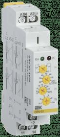 ORV-01-AD48 IEK ( ИЭК ) Реле контроля напряжения ORV 1 фаза 24-48В AC/DC IEK