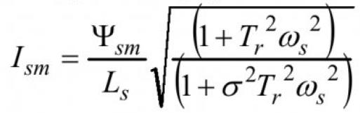 Диапазон регулирования электромагнитного момента асинхронного электродвигателя 14