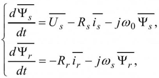 Диапазон регулирования электромагнитного момента асинхронного электродвигателя 2