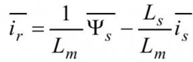 Диапазон регулирования электромагнитного момента асинхронного электродвигателя 3