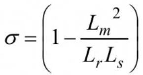 Диапазон регулирования электромагнитного момента асинхронного электродвигателя 5
