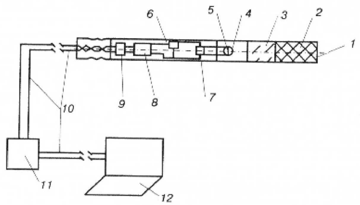 Рисунок 1 – Схема КЗВ с использованием ЭДЭЗ