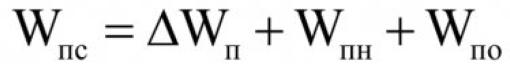 Анализ небалансов электроэнергии в распределительных сетях напряжением 10 кВ и критерии их оценки 1