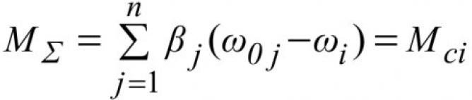 Распределение нагрузок в многодвигательных электроприводах 6