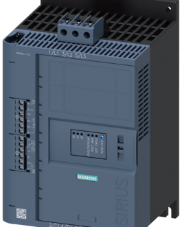 3RW5213-1AC15 Siemens (Сименс) Semiconductor motor controller Устройства плавного пуска
