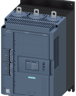 3RW5234-6AC14 Siemens (Сименс) Semiconductor motor controller Устройства плавного пуска