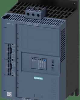 3RW5215-3AC14 Siemens (Сименс) Semiconductor motor controller Устройства плавного пуска