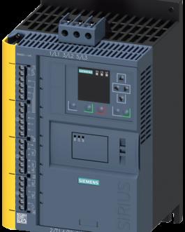 3RW5516-1HF04 Siemens (Сименс) Semiconductor motor controller Устройства плавного пуска