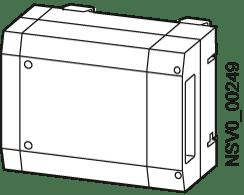 BVP:034264 Siemens Промышленная автоматизация Tap off unit for busbar trunk