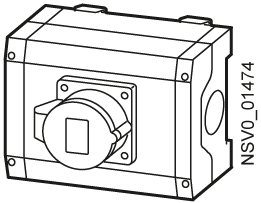 BVP:660810 Siemens (Сименс) Промышленная автоматизация Tap off unit for busbar trunk