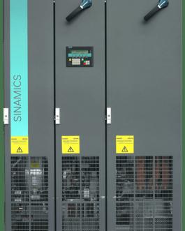 6SL3720-1TE41-0AU3 Siemens (Сименс) Frequency controller =< 1 kV Коммутация