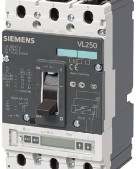 3VL3725-1UM36-0AA0 Siemens (Сименс) Built-in device Коммутация
