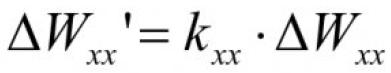 Применение корректирующих коэффициентов для выявления наименее энергоэффективных участков распределительной сети 1