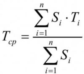 Применение корректирующих коэффициентов для выявления наименее энергоэффективных участков распределительной сети 2