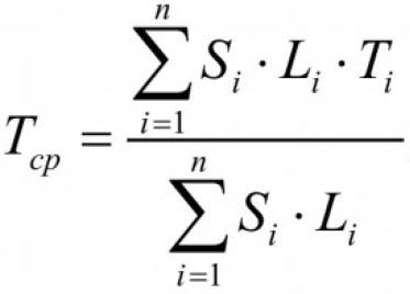 Применение корректирующих коэффициентов для выявления наименее энергоэффективных участков распределительной сети 5