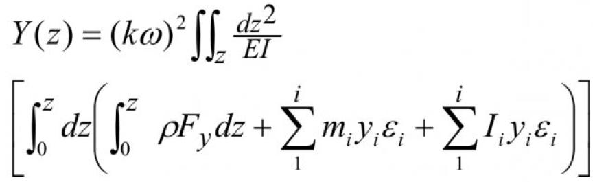 Об одной модели механических колебаний вентилятора главного проветривания 11