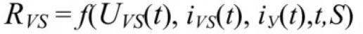 Математическое моделирование тиристорного преобразователя с учетом нелинейности тиристора 1