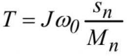 Энергетические и динамические характеристики регулируемого асинхронного электропривода 3