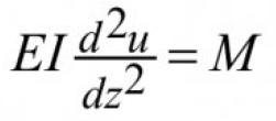 Об одной модели механических колебаний вентилятора главного проветривания 4