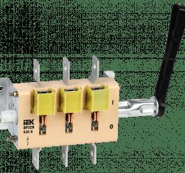 SRK41-111-630 IEK ( ИЭК ) Выключатель-разъединитель ВР32И-39В31250 630А IEK
