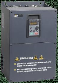 CNT-L620D33V30-37TE ONI Преобразователь частоты CONTROL-L620 380В 3Ф 30-37кВт IEK