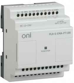 PLR-S-EMA-PT100 ONI Логическое реле PLR-S. 3 RTD серии ONI