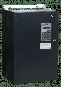 A650-33E37T ONI Преобразователь частоты A650 380В 3Ф 37кВт 75А со встроенным тормозным модулем ONI