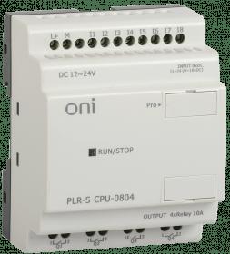 PLR-S-CPU-0804 ONI Логическое реле PLR-S. CPU0804 серии ONI