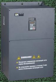 CNT-L620D33V93-110TE ONI Преобразователь частоты CONTROL-L620 380В 3Ф 93-110кВт 176-210A IEK