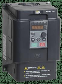 CNT-L620D33V075-11TE ONI Преобразователь частоты CONTROL-L620 380В 3Ф 7,5-11кВт IEK