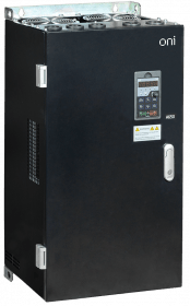 A650-33E185R ONI Преобразователь частоты A650 380В 3Ф 185кВт 350А с дросселем в ЦПТ в комплекте ONI