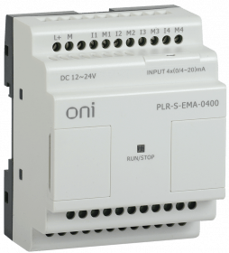 PLR-S-EMA-0400 ONI Логическое реле PLR-S. 4AI серии ONI