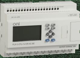 PLR-S-CPU-1410R-AC-BE ONI Логическое реле PLR-S. CPU1410(R) 220В AC с экраном ONI