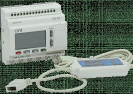 PLR-S-STK-1206R-DC-BE ONI Логическое реле PLR-S. Стартовый набор 24В DC ONI