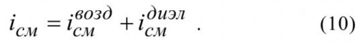 Магнитное поле токов смещения 13